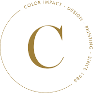 color impact logo